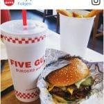 Burger-Kette Five Guys erobert Deutschland