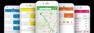 SmartHalo das Multi-Funktionsgerät fürs Fahrrad