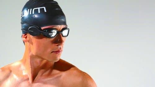 Zwim die Smarte Schwimmbrille