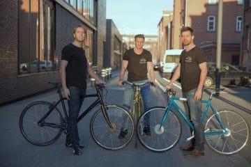 Tronicdrive Gründerteam