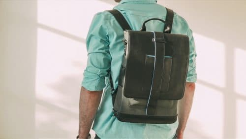 Moovy Bag Intelligenter und organisatorischer Rucksack