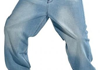 LEVIS bringt die Baggy Pant zurück