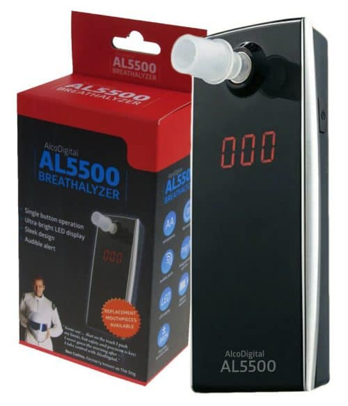 Digitaler Alkoholtester
