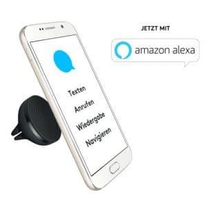 Logitech Zero Touch Smartphone Halterung Alexa