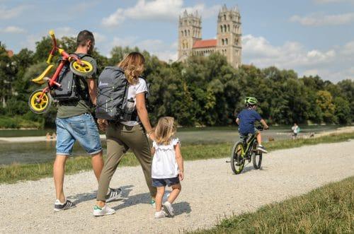 OUTENTIC Modularer Biker-Rucksack