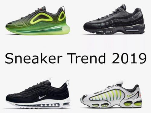 Sneaker Trends 2019 Herren