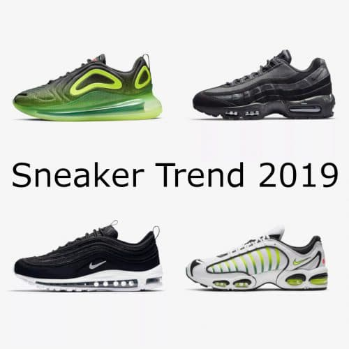 Sneaker Trends 2019 Herren up2date trend