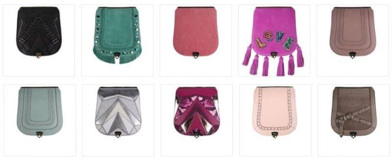 ZOÉ LU | Wandelbare Handtasche mit Wechselklappe