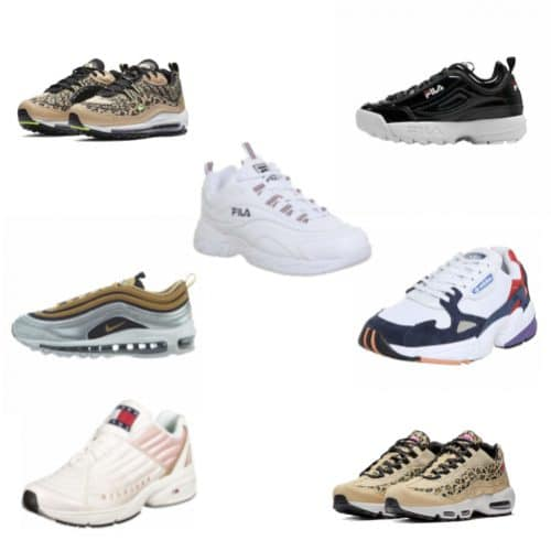 Sneaker Trends 2019 Damen up2date trend