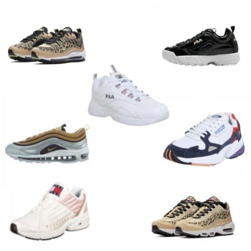 Sneaker Trends 2019 Damen
