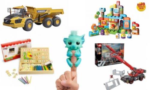 Die beliebtesten Spielzeuge des Jahres 2019