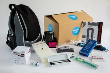 Freebiebox