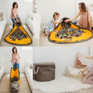 SlideAway | Kinderspielzeug-Vorratsbehälter
