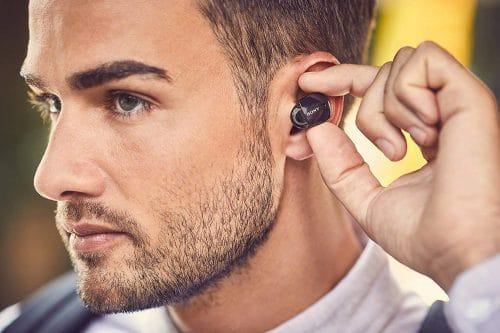 Kabellose Bluetooth-Kopfhörer mit Geräuschminimierung | Sony WF-1000X