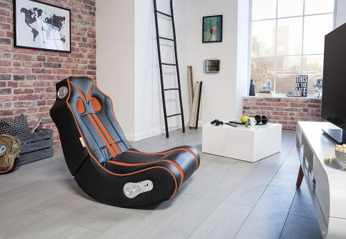 Wohnling Soundchair | Bluetooth Soundsessel für Gamer