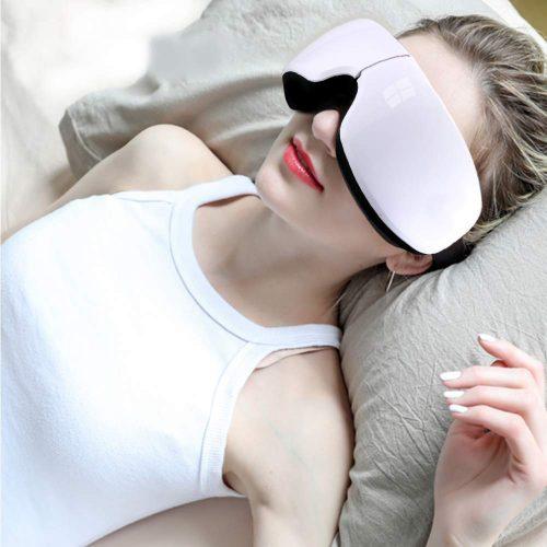 FLYHANA Drahtlose Augenmassagemaske
