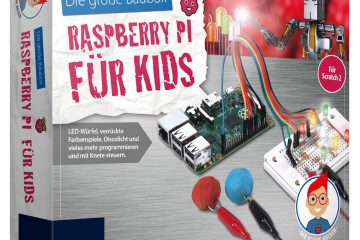 Raspberry Pi Baubox für Kids
