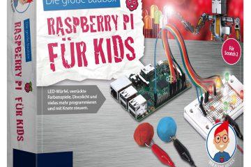 Raspberry Pi Baubox für Kids
