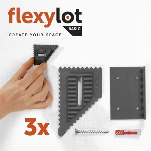 flexylot Flexible und justierbare Bildaufhängung