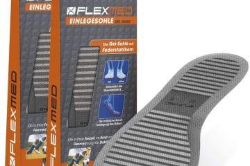 FLEXMED Gel Einlegesohle für mehr Stabilität
