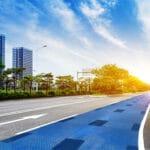 Solmove | Stromerzeugung durch induktives laden mit Solarstraße