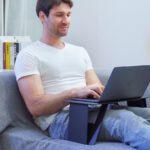 Tiny-Desk iSwift Pi | Der Schreibtisch fürs Bett und die Couch